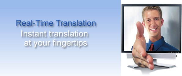 Real-Time Translation